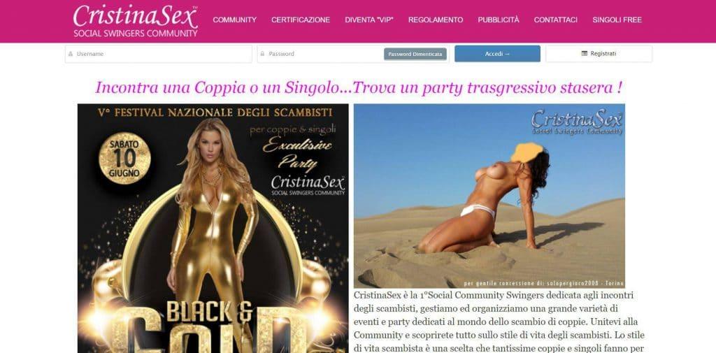 Cristina Sex